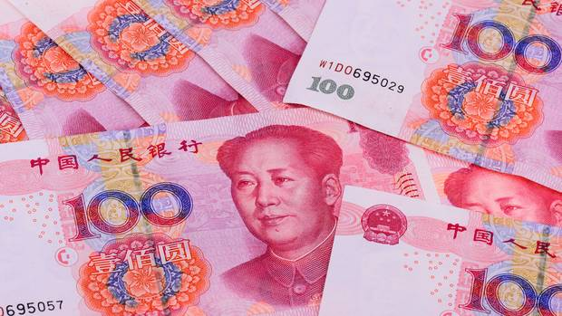 China is printing more money as it tries to expand its influence on